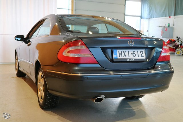Mercedes-Benz CLK 6