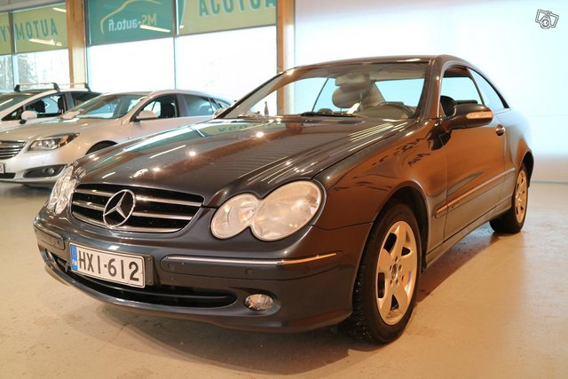 Mercedes-Benz CLK 7