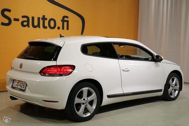 Volkswagen Scirocco 3