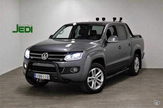 Volkswagen Amarok, kuva 1