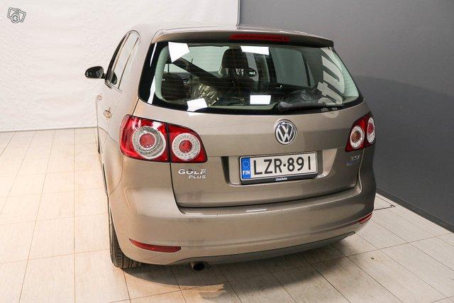 Volkswagen Golf Plus 5