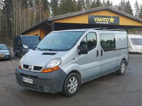 Renault Trafic, Autot, Lappeenranta, Tori.fi