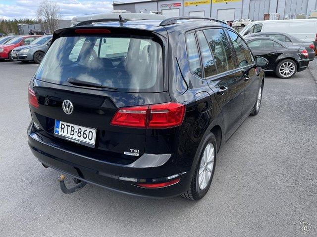 Volkswagen Golf Sportsvan 5