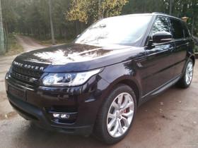 Land Rover Range Rover Sport, Autot, Pori, Tori.fi