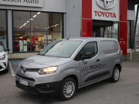 Toyota Proace CITY, Autot, Salo, Tori.fi