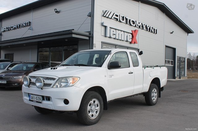 Toyota Hilux, kuva 1