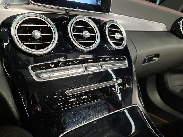 Mercedes-Benz C 43 AMG 14