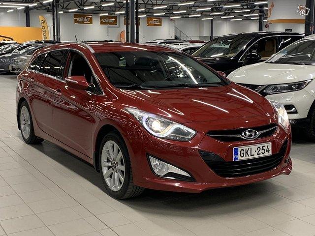 Hyundai I40, kuva 1