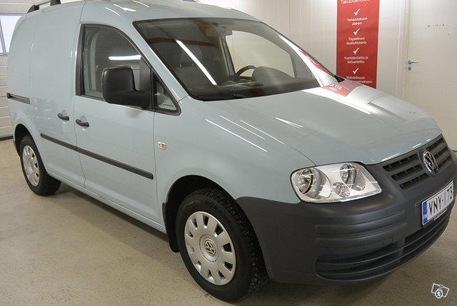 Volkswagen Caddy 2