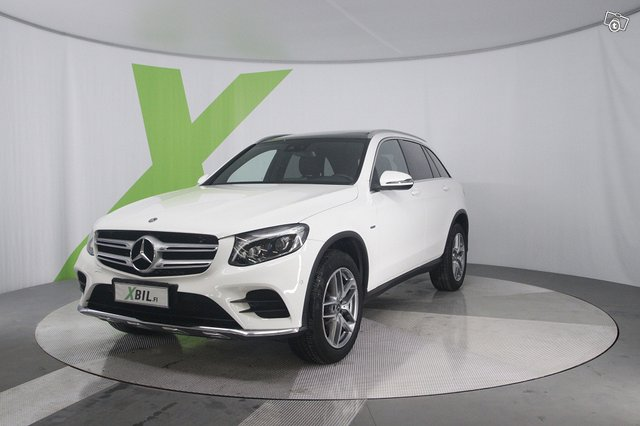 Mercedes-Benz GLC, kuva 1