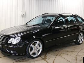 Mercedes-Benz C 55 AMG, Autot, Vantaa, Tori.fi