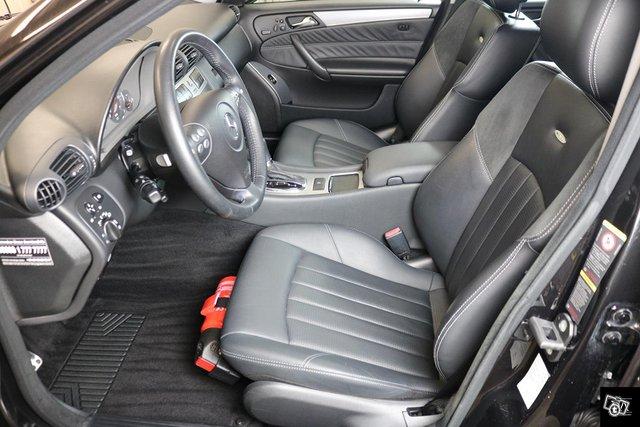 Mercedes-Benz C 55 AMG 5
