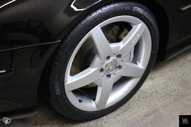 Mercedes-Benz C 55 AMG 11
