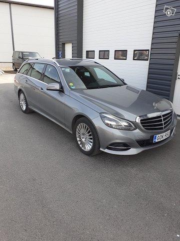 Mercedes-Benz E 200 CDI 2