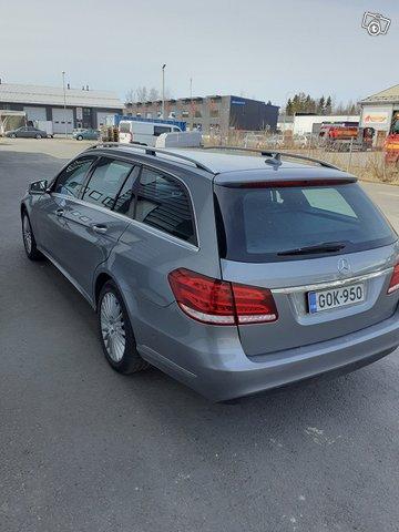 Mercedes-Benz E 200 CDI 5