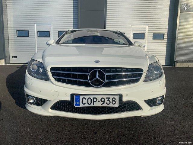 Mercedes-Benz CL 63 AMG 3
