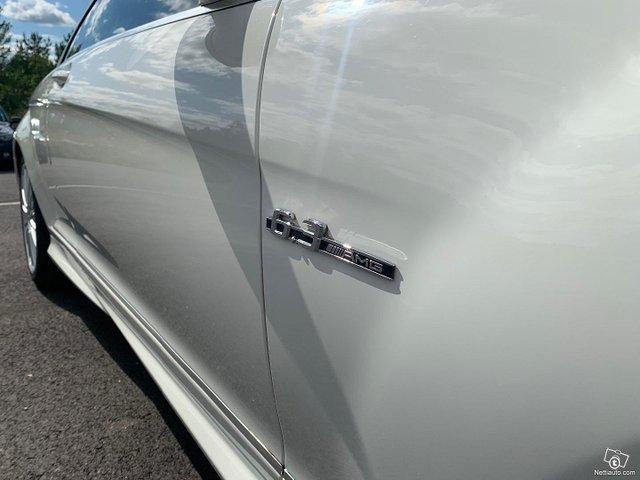 Mercedes-Benz CL 63 AMG 8