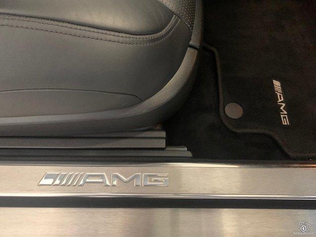 Mercedes-Benz CL 63 AMG 19