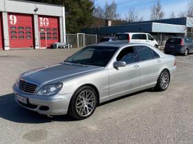 Mercedes-Benz S, Autot, Salo, Tori.fi