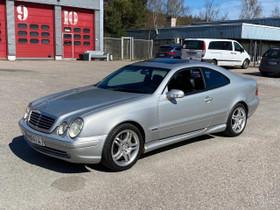 Mercedes-Benz CLK 55 AMG, Autot, Salo, Tori.fi