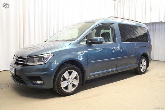 Volkswagen Caddy Maxi 2