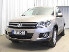 Volkswagen Tiguan, Autot, Pöytyä, Tori.fi