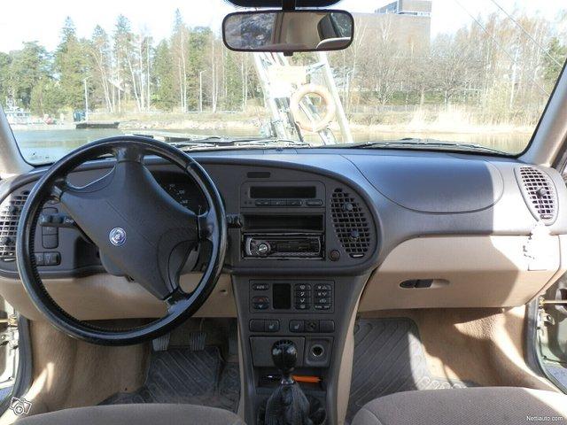 Saab 9-3 16