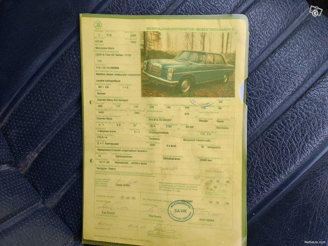 Mercedes-Benz 115 16