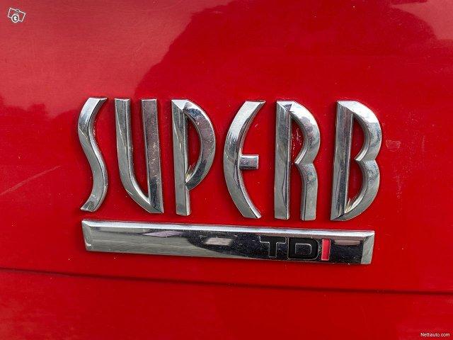 Skoda Superb 7