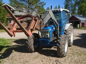Ford 7610, Maatalouskoneet, Työkoneet ja kalusto, Kouvola, Tori.fi