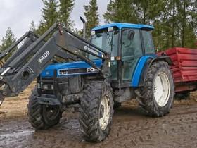 Ford 7840 SLE, Maatalouskoneet, Työkoneet ja kalusto, Kouvola, Tori.fi