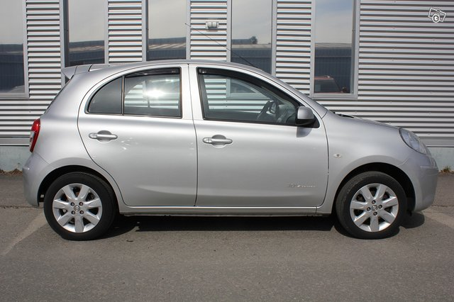 Nissan Micra 2