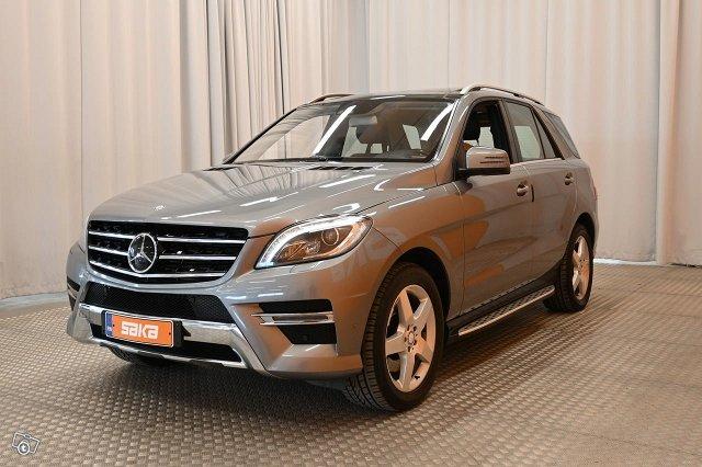 Mercedes-Benz ML 5