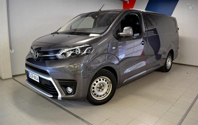 Toyota Proace, kuva 1