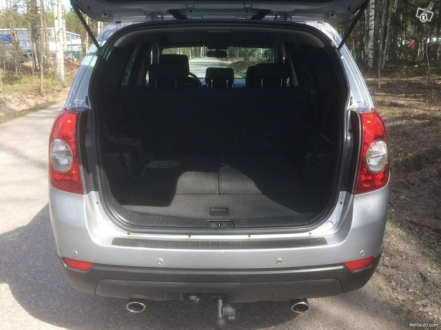 Chevrolet Captiva 13
