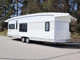 Hobby Landhaus 770 CFe, Asuntovaunut, Matkailuautot ja asuntovaunut, Turku, Tori.fi