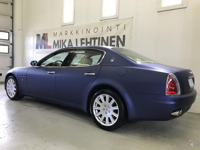 Maserati Quattroporte 3