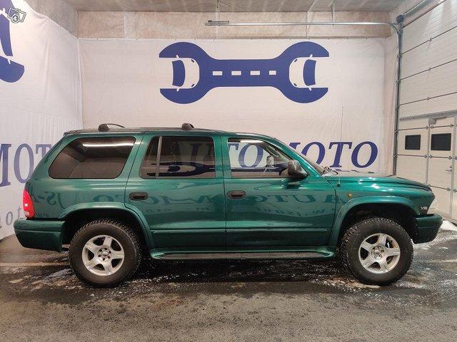 Dodge Durango 2
