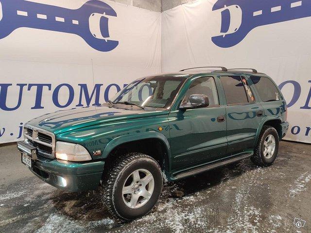 Dodge Durango 6