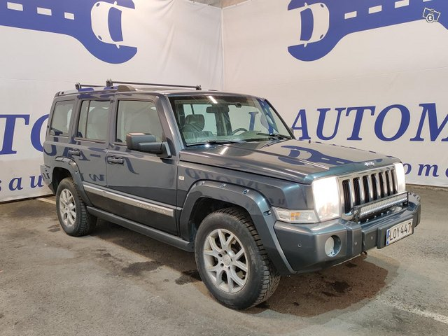 Jeep Commander, kuva 1