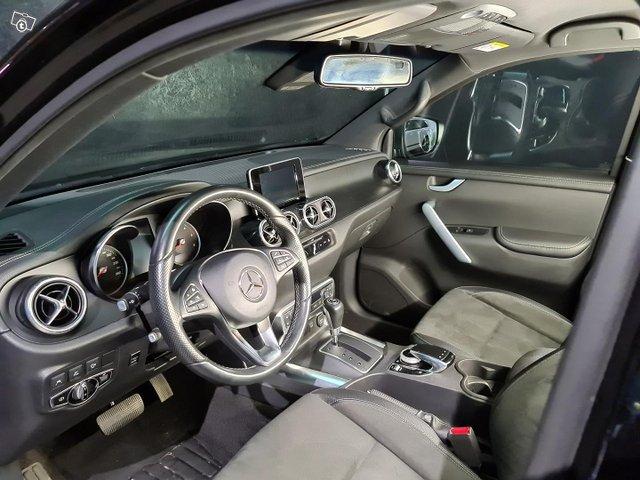 Mercedes-Benz X 6