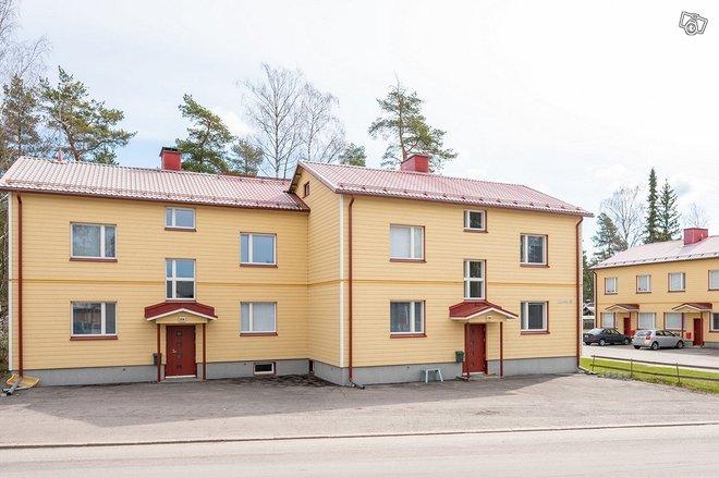 Hyvinkää Sahanmäki Sahanmäenkatu 21 2h+k+wc+kph