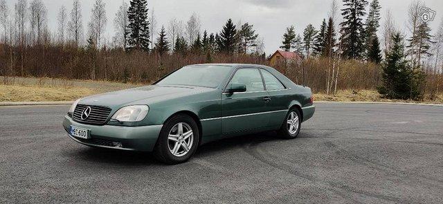 Mercedes-Benz SEC 600 Coupe, kuva 1