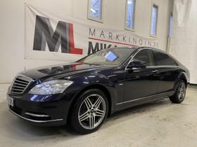 Mercedes-Benz S, Autot, Rauma, Tori.fi