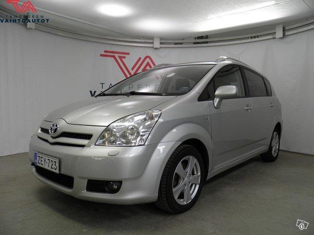 Toyota Corolla Verso, kuva 1