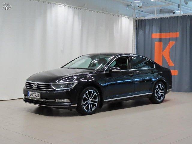 Volkswagen Passat, kuva 1