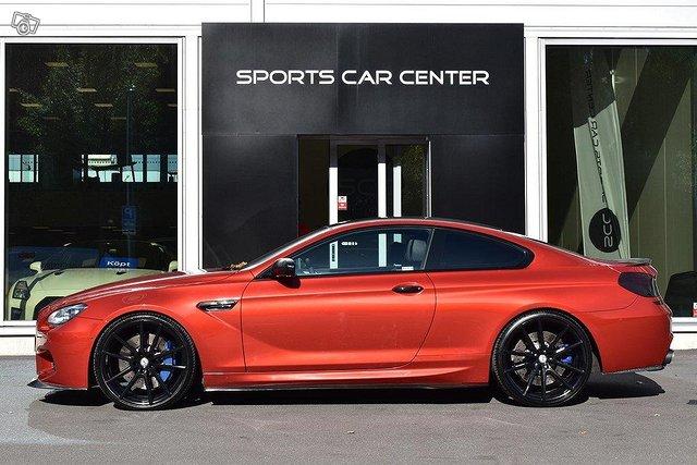 BMW M6 20