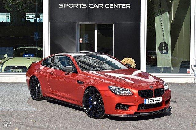 BMW M6 21