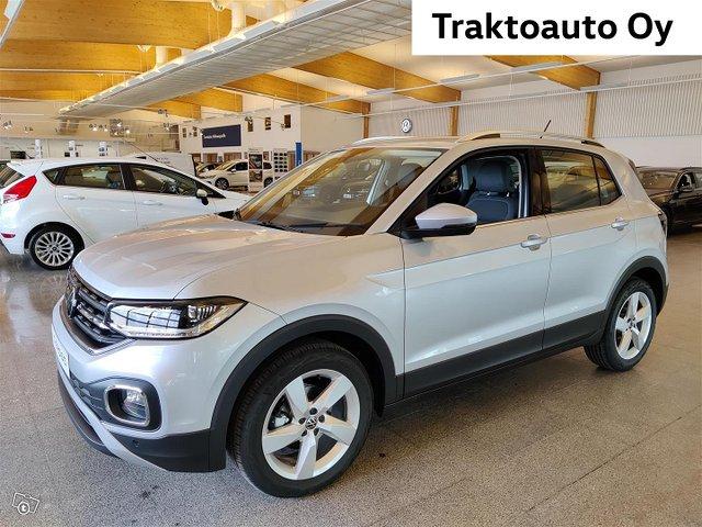 Volkswagen T-Cross, kuva 1