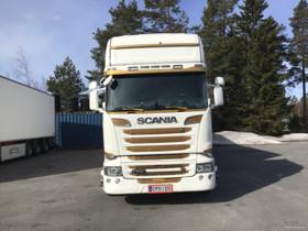 Scania R 580 HCT, Kuljetuskalusto, Työkoneet ja kalusto, Kokkola, Tori.fi